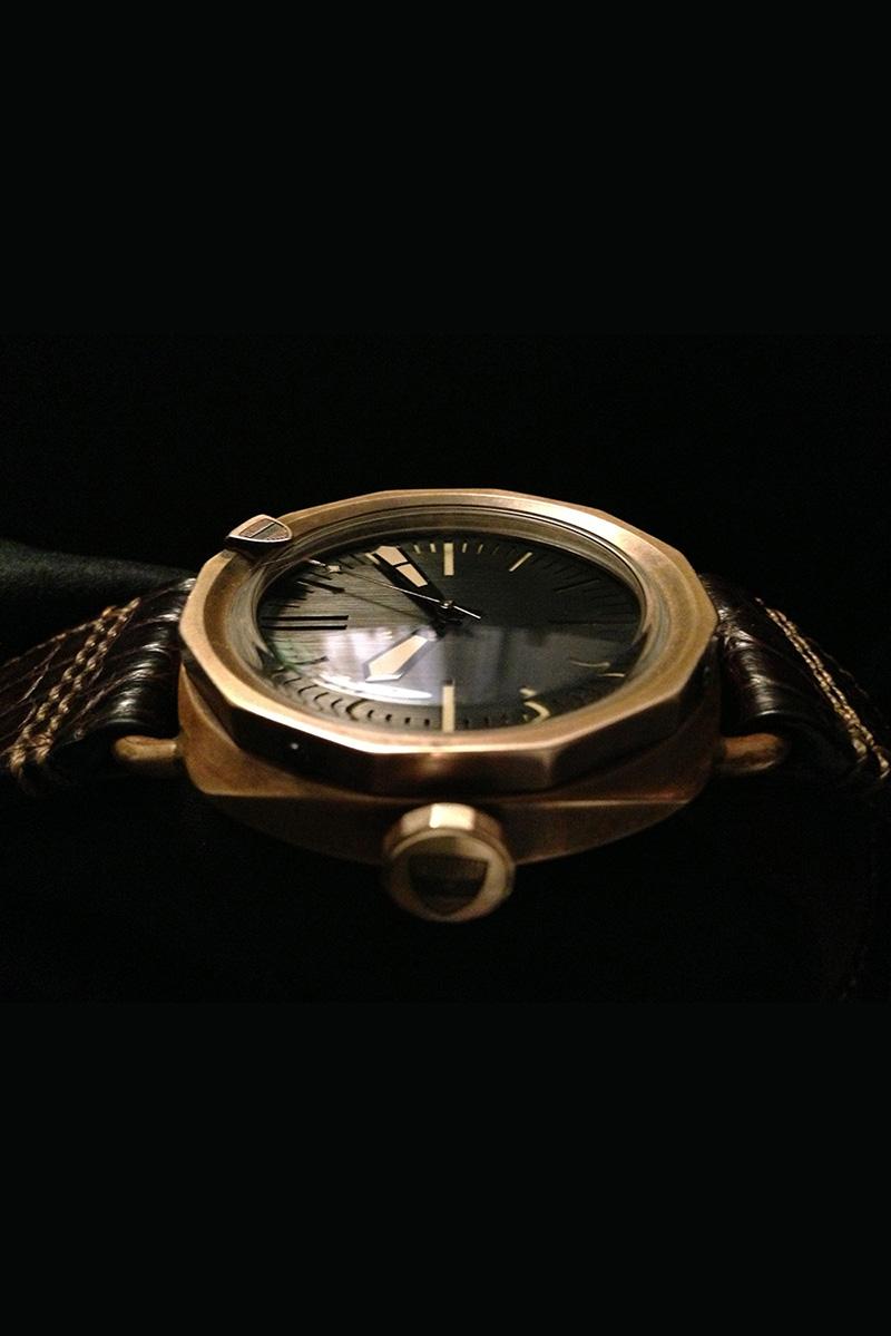 Uhr-Unikat